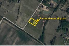 Parduodamas namų valdos paskirties sklypas Šiaulių r. sav., Noreikių k., Miško tako g.