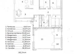 162 kv,m ploto namas 13 arų sklype., Karčemos
