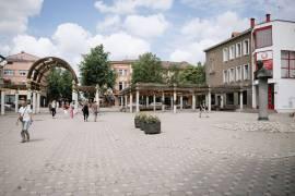 Patalpos Šiaulių miesto Centre