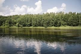 Namų valdos Sklypas Druskininkuose su Nemuno pakrante