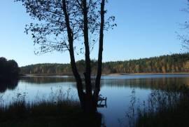 Parduodami du sklypai Rudesos ežero pakrantėje