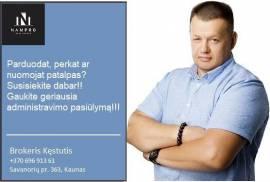 Parduodamos komercinės patalpos Žemieji Šančiai, Juozapavičiaus pr.