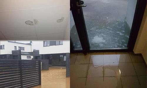 LIetau ir potvynių nuostolai naujai pastatytuose objektuose