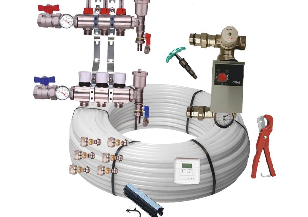 sildymo sistemu automatizavimas